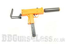 Double Eagle M42 Mac 10 in full orange