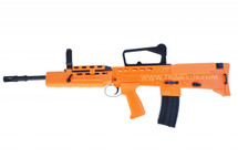 HFC L85 SA 80 replica bb gun Rifle in orange handle version