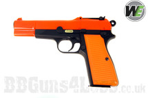 WE Browning Replica BB gun with gas blowback