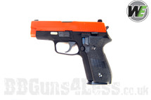 WE F226 Tactical S Series Sig 226 replica Gas Blowback Pistol BB gun