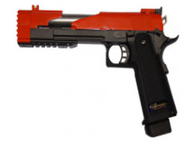 WE HI CAPA 5.1 Goverment model replica Gas Blowback Pistol BB gun