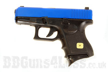 HFC HG186 Gas pistol in blue