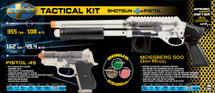 Mossberg Tactical kit shotgun and pistol
