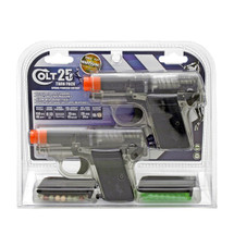 Colt 25 Replica BB gun pistol in twin pack
