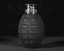 Enola Gaye Paint Field Grenade