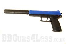 KJ Works Stealth Assassin SOCOM MK23 Gas pistol