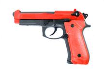 HFC HG 199 Berretta M92 Replica Full metal in orange