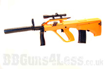 YIKA Steyr Aug M8 Replica Sniper rifle Spring BB gun