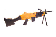 Yika M249 SAW replica bbgun with bipod