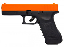 BRUNI Blank firing E17 in orange full scale