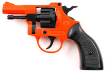 Blank firing OLYMPIC 6 in orange full metal