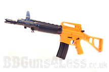Yika M16 A8 Black Guard Replica bb gun rifle