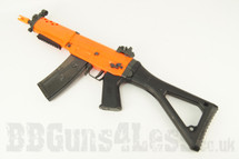 Well Sig 552 Fully Auto Electric BB Gun Rifle