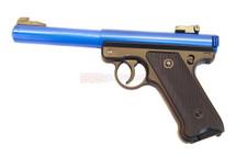 KJ Works Ruger MK1 airsoft Gas pistol