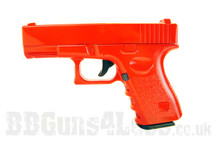 Galaxy G15 Full Metal glock bb gun in red