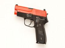 WE F228 Tactical S Series 228 replica Gas Blowback Pistol BB gun