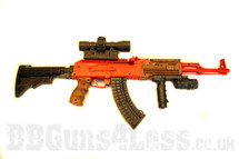 Double House G701 Replica AK47  bbgun spring powerd
