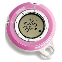 Bushnell GPS Backtrack Personal Locator in Pink Colour