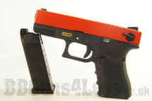 WE Glock 23 G Series gas blowback BB Pistol