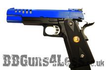 WE HI CAPA 5.1 model replica Gas Blowback Pistol BB gun