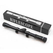 Riflescope 4X32 for bb guns in black