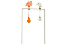 SMK Rat and Pigeon Double spinning target