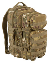 Small Assault Backpack Rucksack 28 Litre in British Terrain Pattern