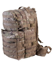 Kombat Medium Assault Pack 40 Litre in Multicam