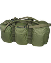 Kombat Assault Holdall in olive green