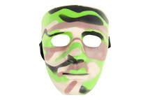 Airsoft Koei man face mask in camo