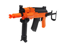 Golden Eagle AK47B AEG fully auto in Two Tone orange