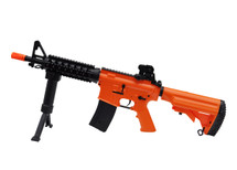 Golden Eagle M4 CQB AEG fully auto in Two Tone orange