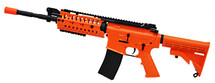 Golden Eagle M4SS AEG fully auto in Two Tone orange