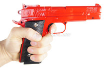 galaxy G20 Full Scale M945 pistol in Full Metal in red