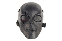 Airsoft Mortus V3 Skull with scar full face mask