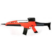 SRC XR8 AEG Pro XM8 replica fully auto in Two Tone orange