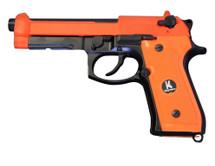 HG 194 Berretta M92 Replica Full metal in orange