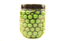 Green Colour Paintballs  .50 Calibre in Tub