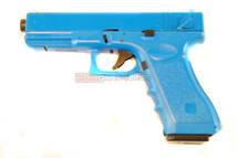 Cyma P.817 Heavy weight air soft BB Pistol Gun in blue