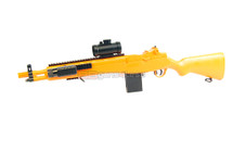 Double Eagle M305 M14 Replica Spring Rifle with scope
