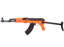 SRC AK47C AEG Pro AK47 Replica fully auto in Two Tone orange