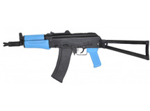 SRC SR74 GBB Pro AK74 Replica fully auto in Two Tone blue