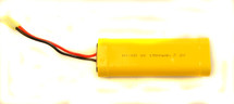 Battery Pack ni-cd sc 1500MAH 7.2V