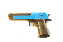 Golden Eagle KG6 D-Eagle pistol in blue