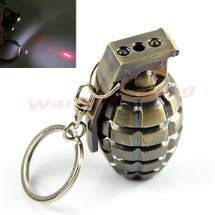 Hand Grenade Mini 2in1 LED Light with Laser pointer
