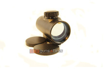 red dot sight 1x40 metal construction