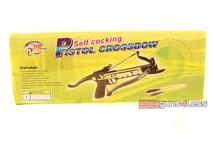 self cocking crossbow black cr-039b