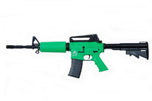 SRC DRAGON M4 AEG SR4-A in Green