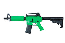 SRC DRAGON M4 AEG SR4-C in Green