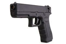 Cyma CM030 Electric Airsoft Pistol AEP in black